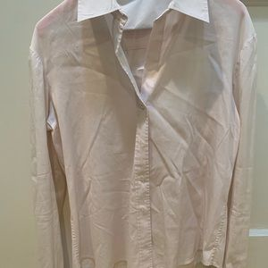 COPY - White Theory women's work shirt size M